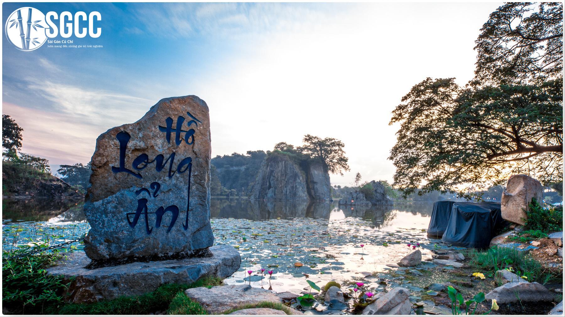 Cuối tuần đưa nhau 'đi trốn' ở khu du lịch Bửu Long, Đồng Nai