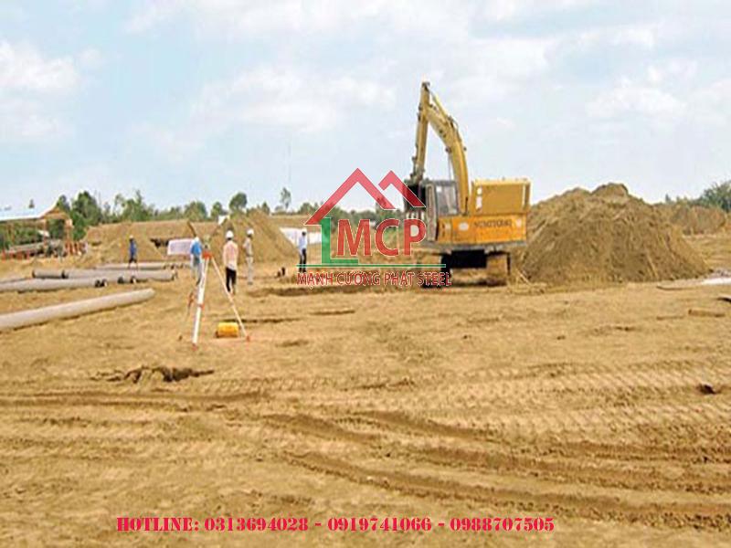 Nhận tư vấn báo giá cát đổ bê tông mới nhất tại quận 01 Tphcm tháng 05 năm 2020