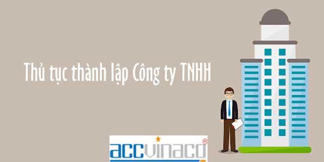Dịch vụ thành lập công ty của ACC Việt Nam