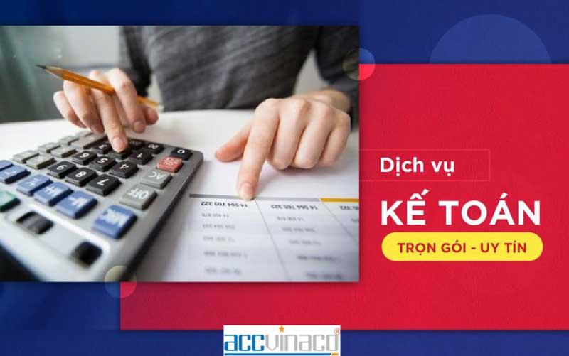 Dịch vụ kế toán trọn gói Tphcm tháng 10 năm 2021