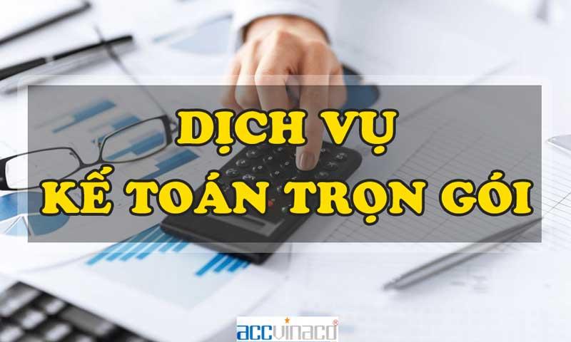 Dịch vụ kế toán trọn gói Tphcm tháng 06 năm 2021