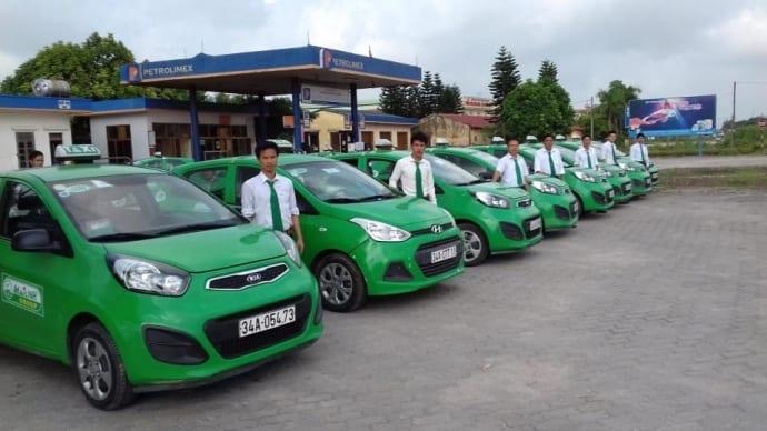 Taxi Mai Linh Đồng Tháp