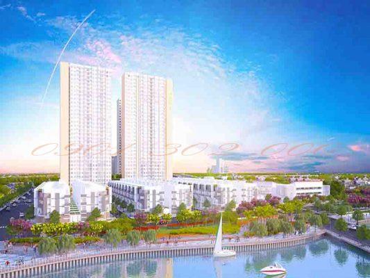 Dự án BDS Tiềm năng 2020 - Dự án căn hộ Asahi Tower Quận 8