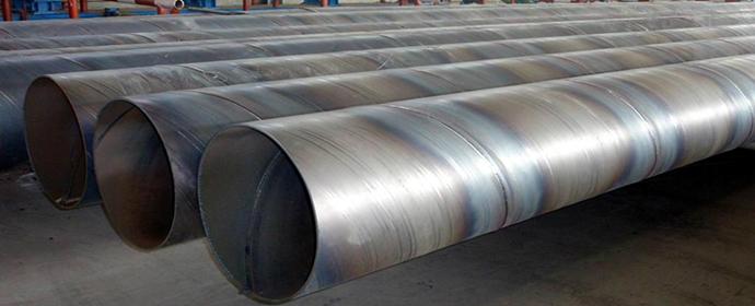 Các loại thép ống hàn