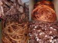 Phế liệu đồng bao nhiêu tiền 1kg?